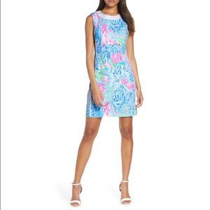 NWT LILLY PULITZER Mila Shift Dress